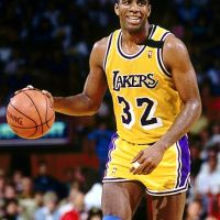 Magic Johnson – The Announcment