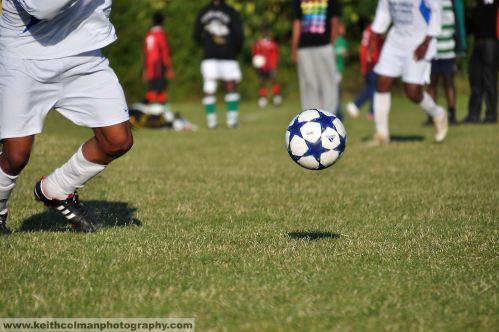 Football Tournament 2011.  Image Credit: Keith Colman