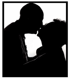 elderly-kissing