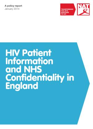 NAT Confidentility Report Jan2014