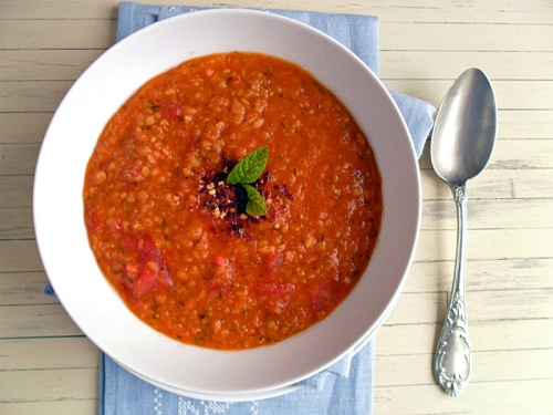 Tomato-and-Red-Lentil-Soup