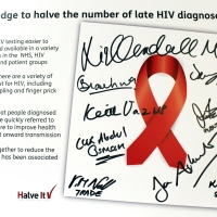 Leicestershire pledges to halve late HIV diagnoses by 2020 with Liz Kendall, Jon Ashworth & Keith Vaz