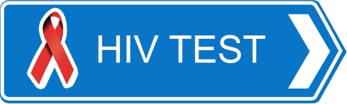 Motorway-sign-hiv-test