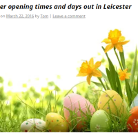 Leicester Healthcare Hubs & GP practices open over Easter weekend
