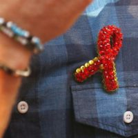 Prince Harry continues HIV activism with our friends at NAZ